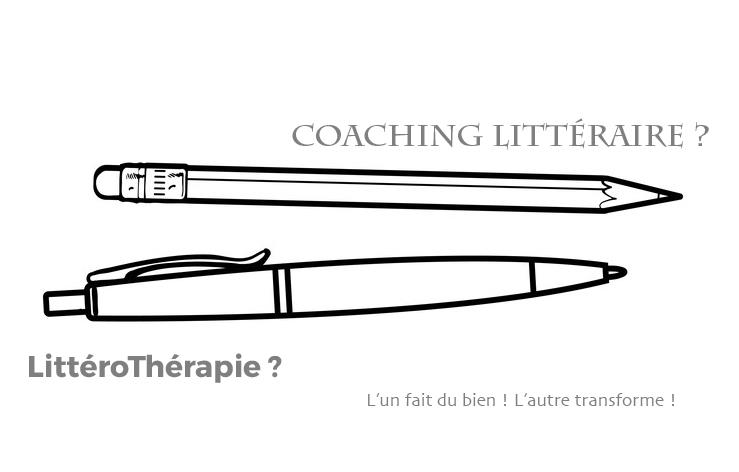 LittéroThérapie ou Coaching Littéraire ?